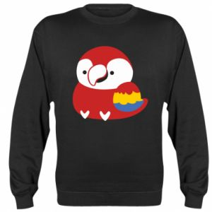 Bluza Red parrot