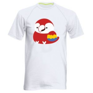 Koszulka sportowa męska Red parrot