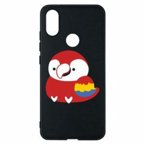 Etui na Xiaomi Mi A2 Red parrot
