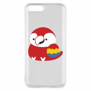 Etui na Xiaomi Mi6 Red parrot