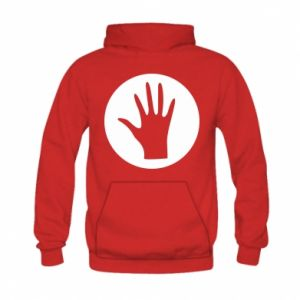 Kid's hoodie Arm