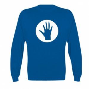 Kid's sweatshirt Arm