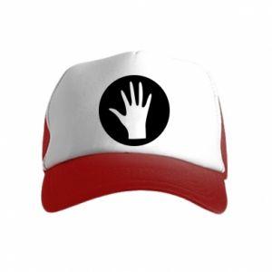 Kid's Trucker Hat Arm