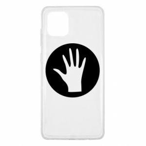 Samsung Note 10 Lite Case Arm