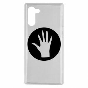 Samsung Note 10 Case Arm
