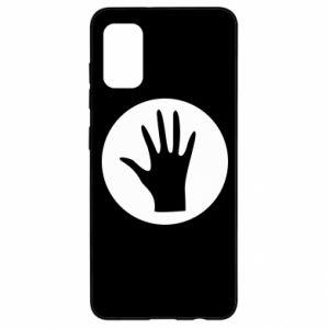 Samsung A41 Case Arm