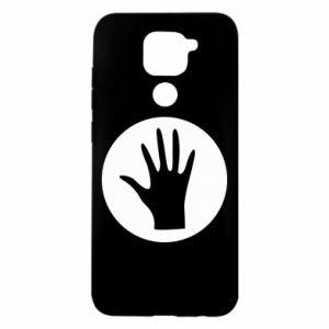 Xiaomi Redmi Note 9 / Redmi 10X case % print% Arm
