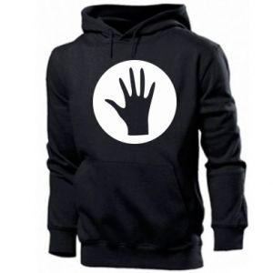 Men's hoodie Arm