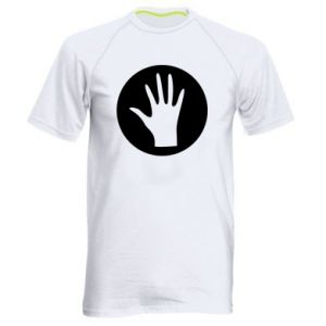 Men's sports t-shirt Arm