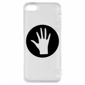 Phone case for iPhone 5/5S/SE Arm