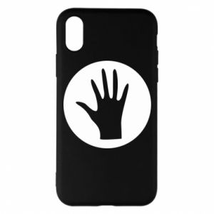 Phone case for iPhone X/Xs Arm