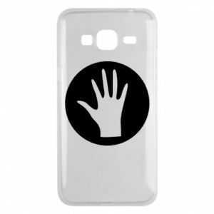 Phone case for Samsung J3 2016 Arm