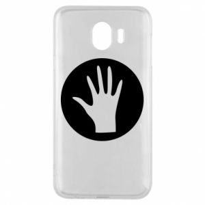 Phone case for Samsung J4 Arm
