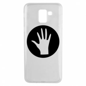 Phone case for Samsung J6 Arm