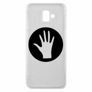 Phone case for Samsung J6 Plus 2018 Arm