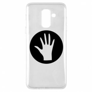 Phone case for Samsung A6+ 2018 Arm