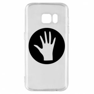 Phone case for Samsung S7 Arm