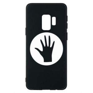 Phone case for Samsung S9 Arm
