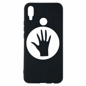 Phone case for Huawei P Smart Plus Arm