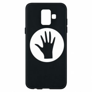 Phone case for Samsung A6 2018 Arm