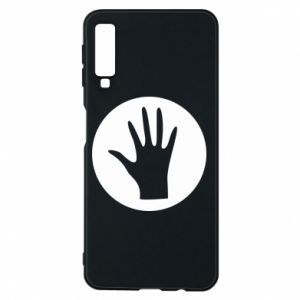 Phone case for Samsung A7 2018 Arm
