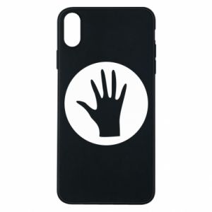 Phone case for iPhone Xs Max Arm