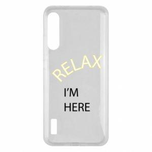 Etui na Xiaomi Mi A3 Relax. I'm here
