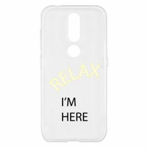 Etui na Nokia 4.2 Relax. I'm here