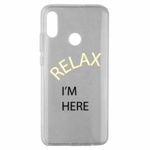 Etui na Huawei Honor 10 Lite Relax. I'm here