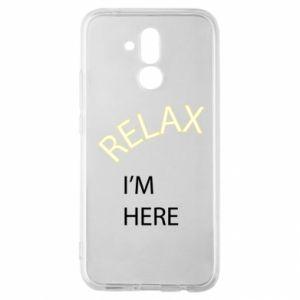 Etui na Huawei Mate 20 Lite Relax. I'm here