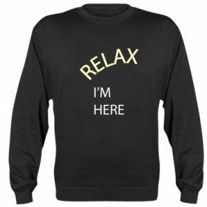 Bluza Relax. I'm here