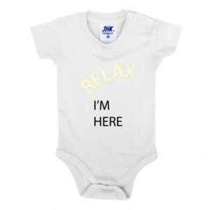 Body dziecięce Relax. I'm here