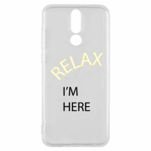 Etui na Huawei Mate 10 Lite Relax. I'm here