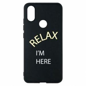 Etui na Xiaomi Mi A2 Relax. I'm here