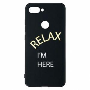 Etui na Xiaomi Mi8 Lite Relax. I'm here