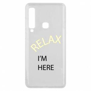 Etui na Samsung A9 2018 Relax. I'm here