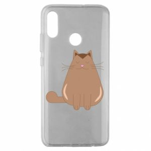 Etui na Huawei Honor 10 Lite Relaxing cat