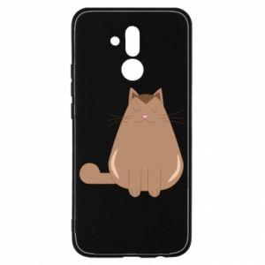 Etui na Huawei Mate 20 Lite Relaxing cat