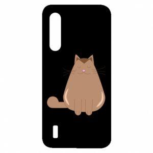 Etui na Xiaomi Mi9 Lite Relaxing cat