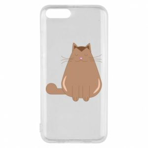 Etui na Xiaomi Mi6 Relaxing cat