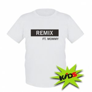 Kids T-shirt Remix