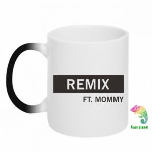 Kubek-kameleon Remix