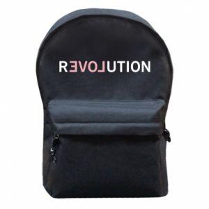 Plecak z przednią kieszenią Revolution