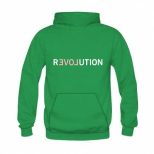 Bluza z kapturem dziecięca Revolution