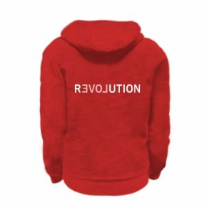 Bluza na zamek dziecięca Revolution