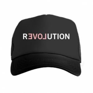 Czapka trucker Revolution