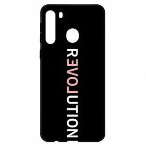 Samsung A21 Case Revolution