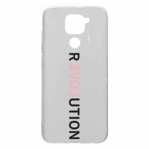 Xiaomi Redmi Note 9 / Redmi 10X case % print% Revolution