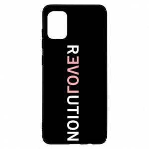 Samsung A31 Case Revolution