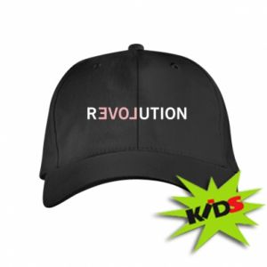Dziecięca czapeczka z daszkiem Revolution